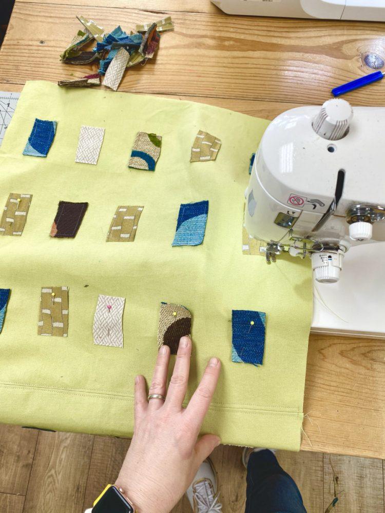 peek into handmade bags